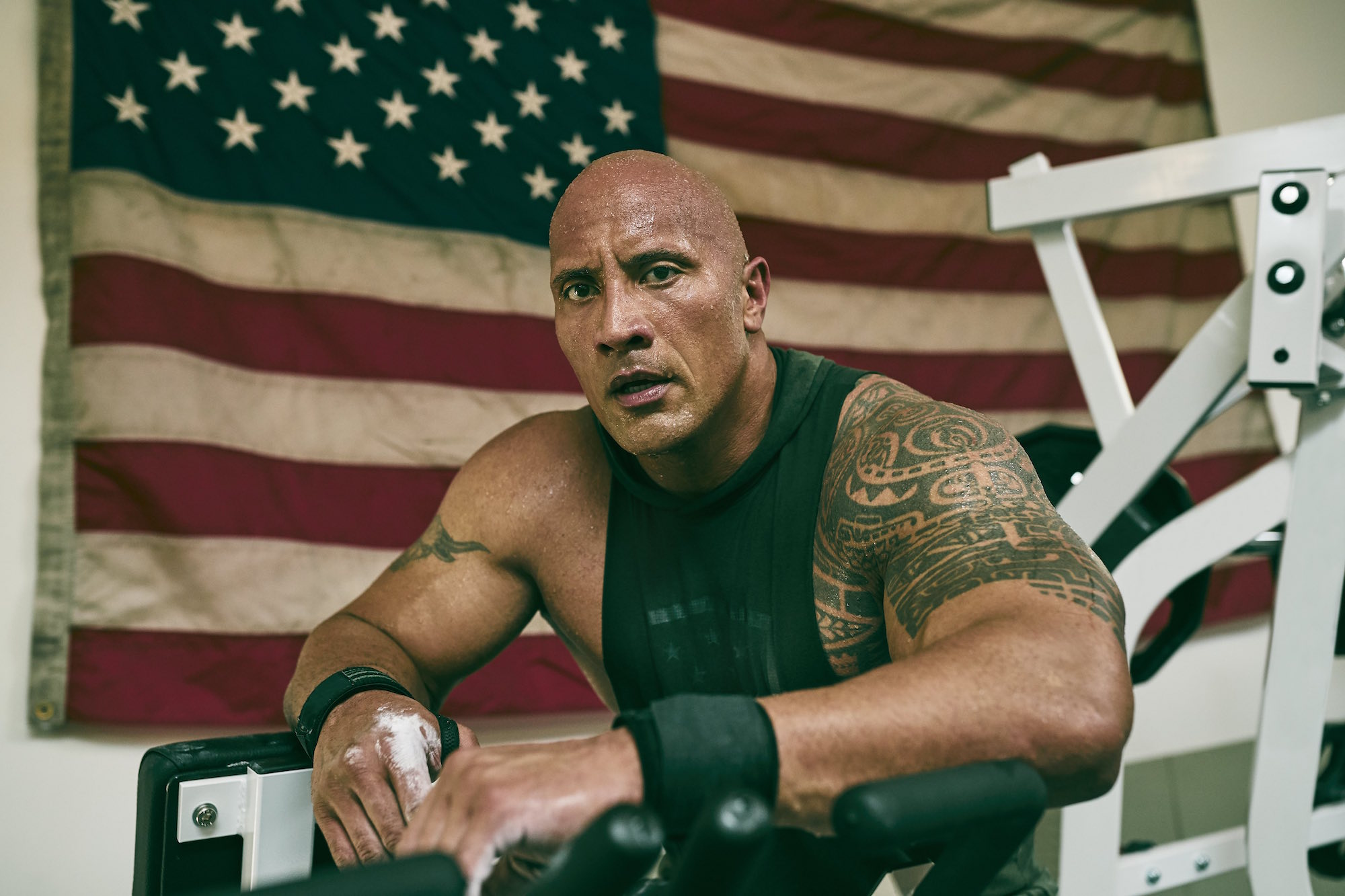dwayne johnson project rock USDNA collection under armour 8
