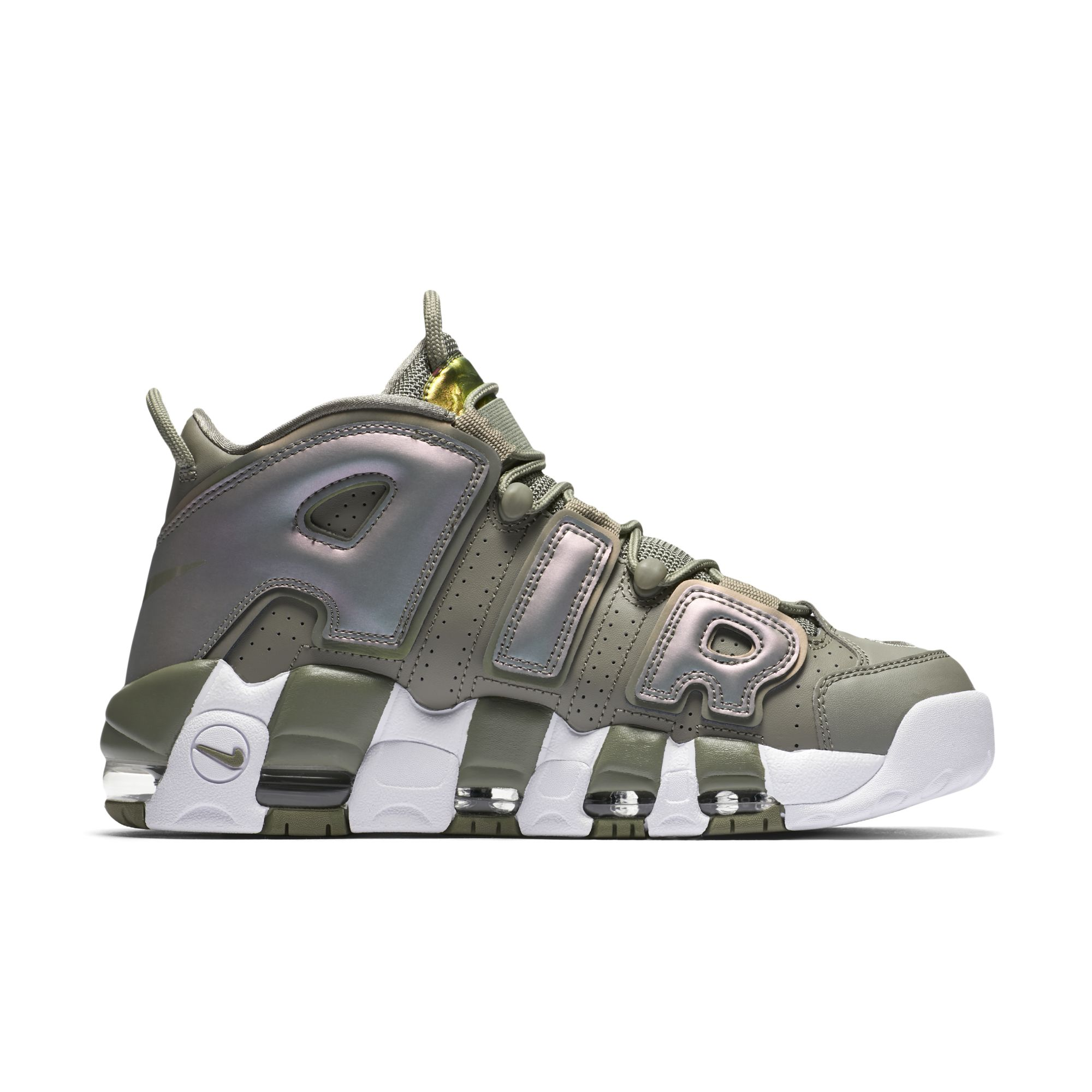 nike Air More Uptempo Iridescent womens 1