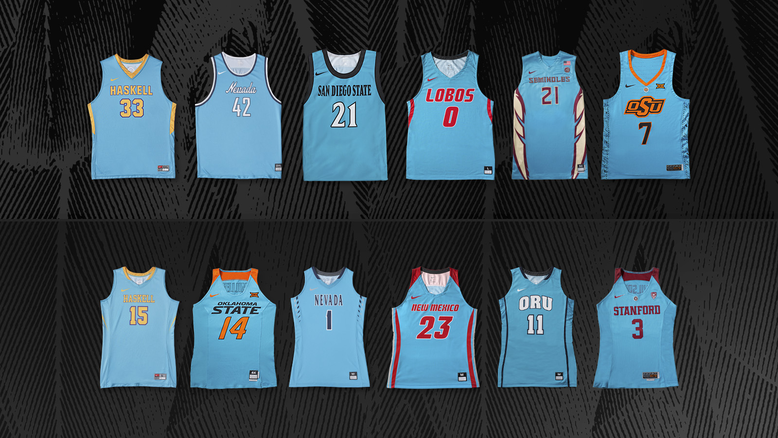 nike N7 collection jerseys 2017