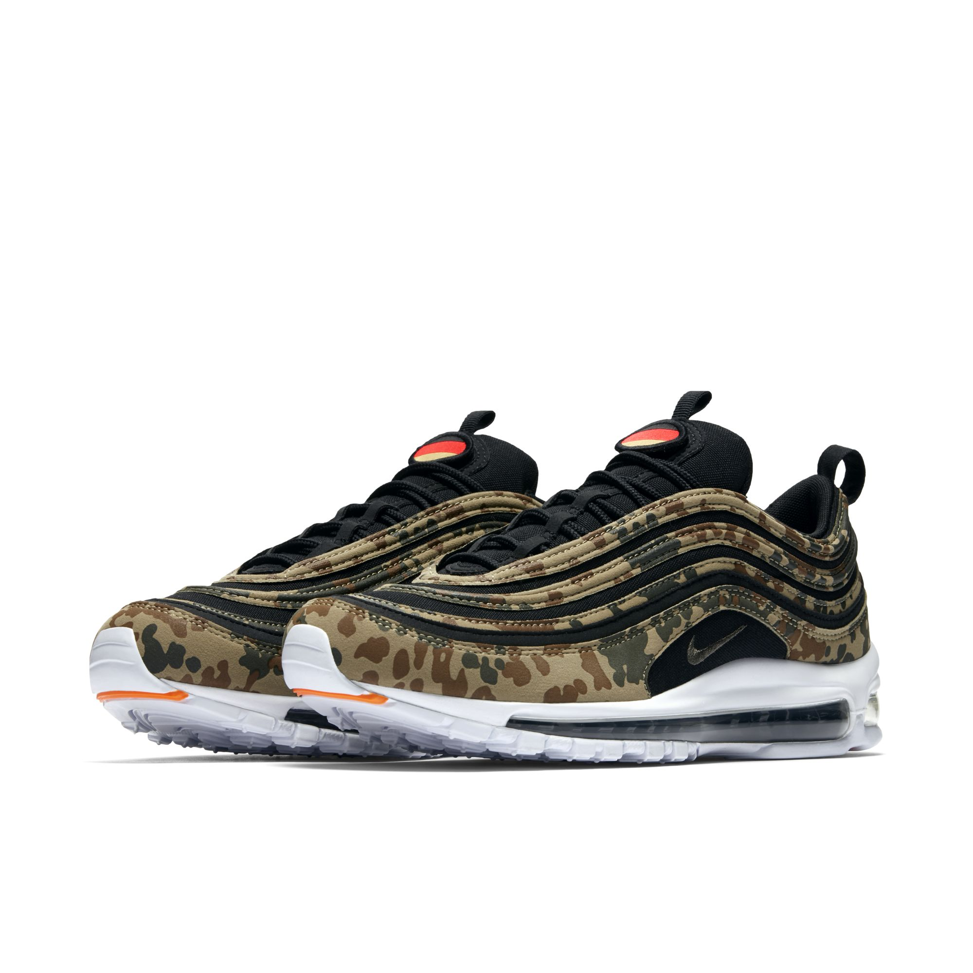 Nike Air Max 97 Premium Italy 'Country Camo Pack' | More
