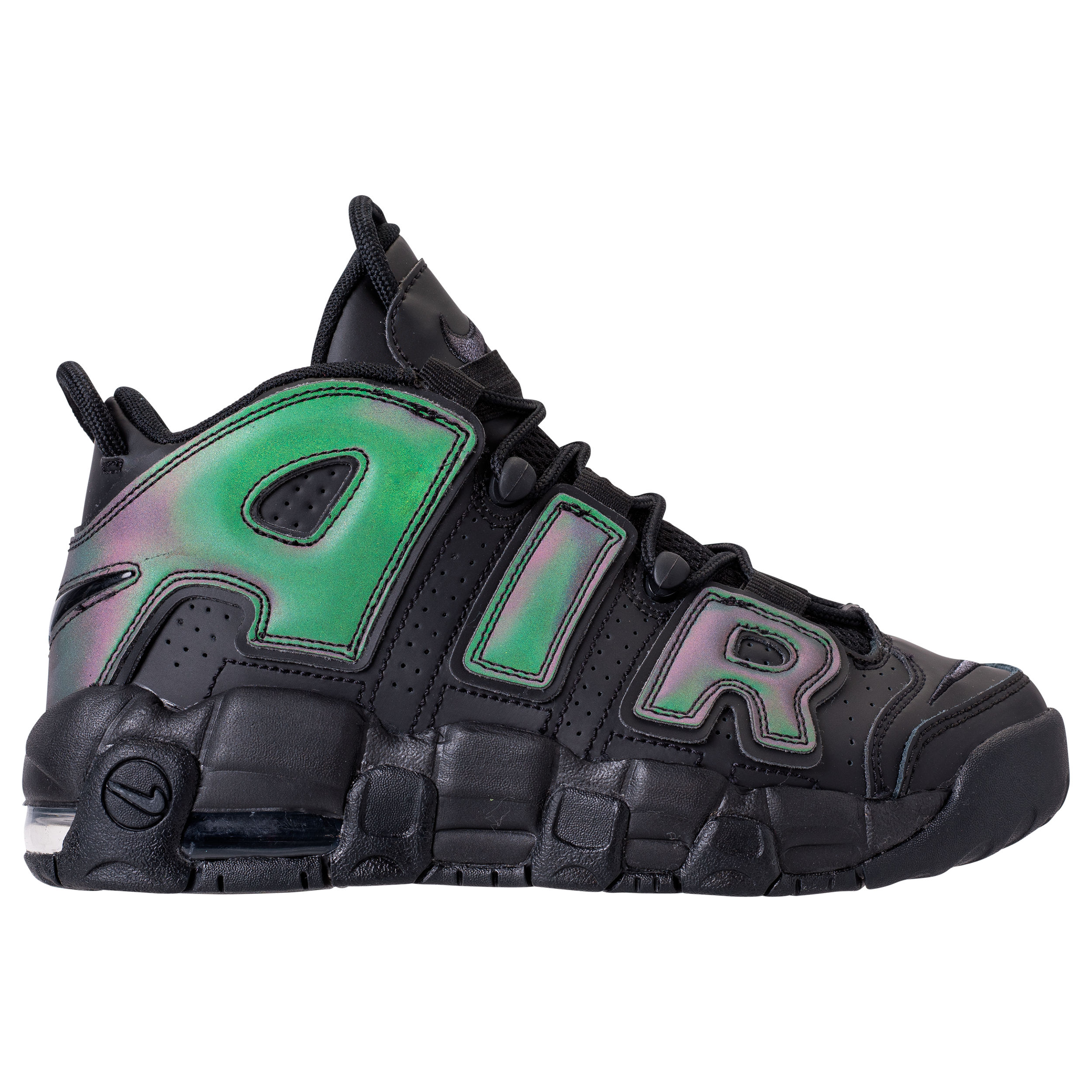 nike air more uptempo reflective iridescent 2