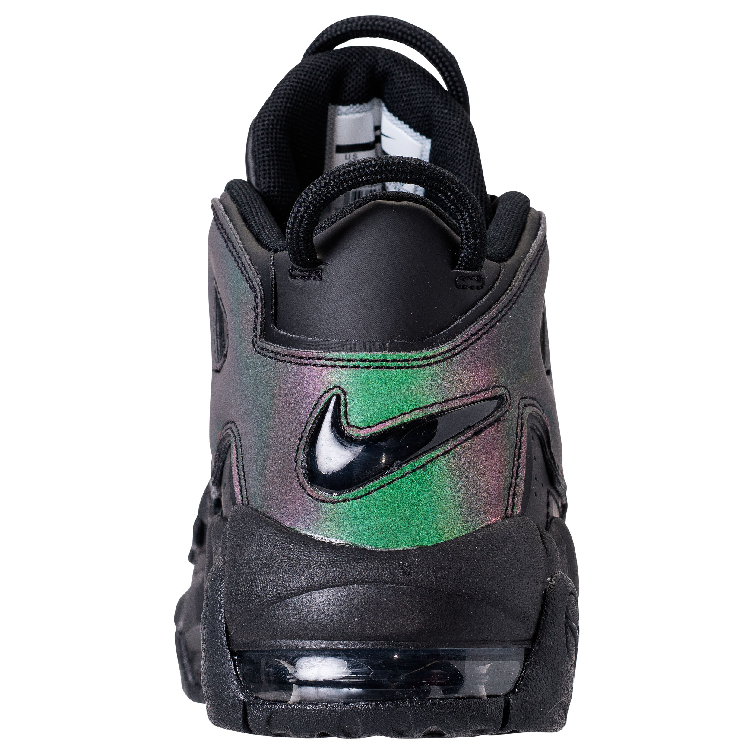 nike air more uptempo reflective iridescent 5