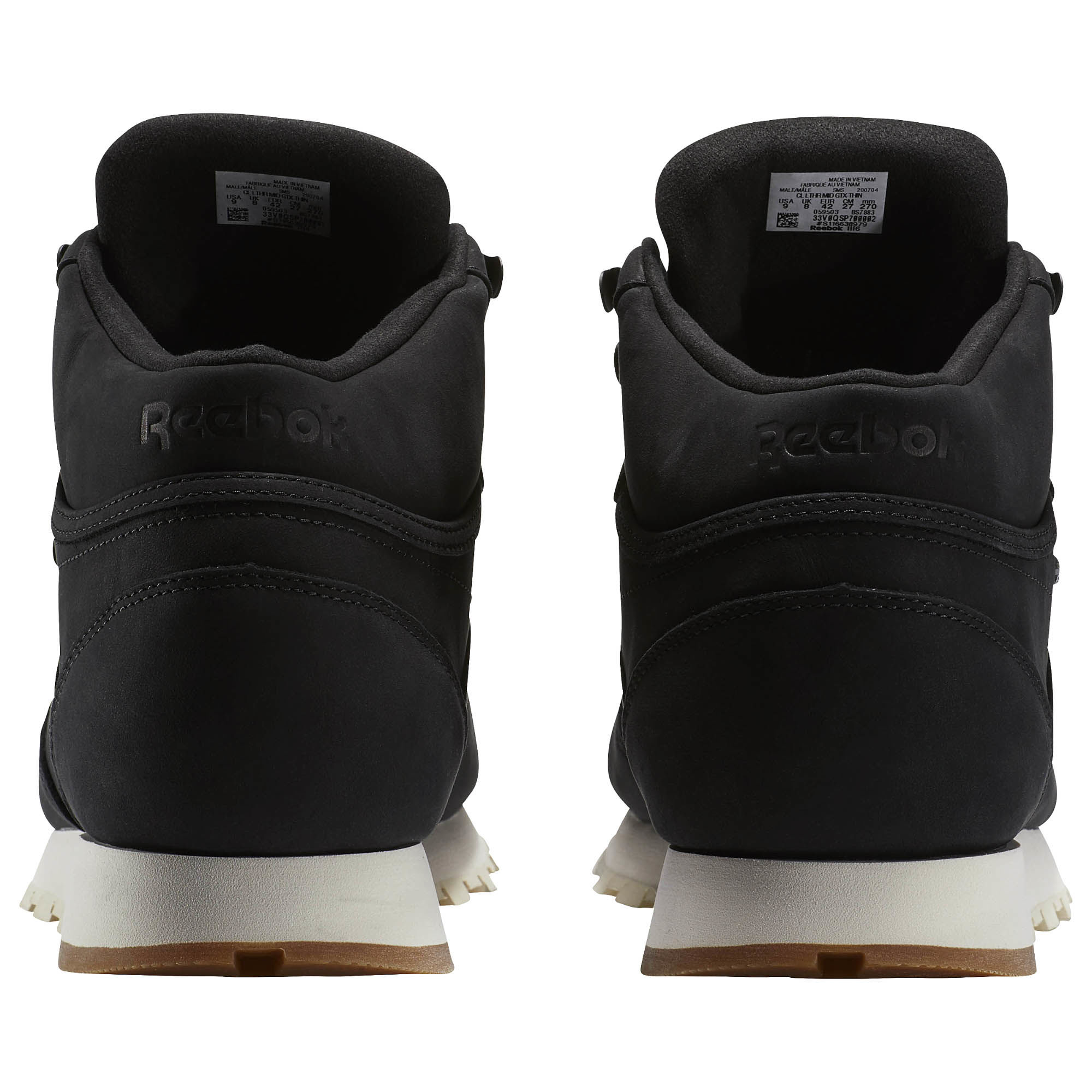 50% price new style extremely unique The Reebok Classic Leather Mid is Winter-Ready with GORE-TEX ...