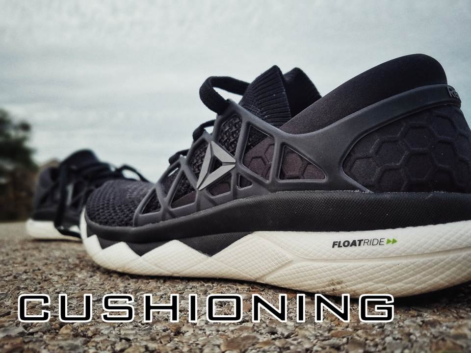 reebok floatride run performance review cushioning