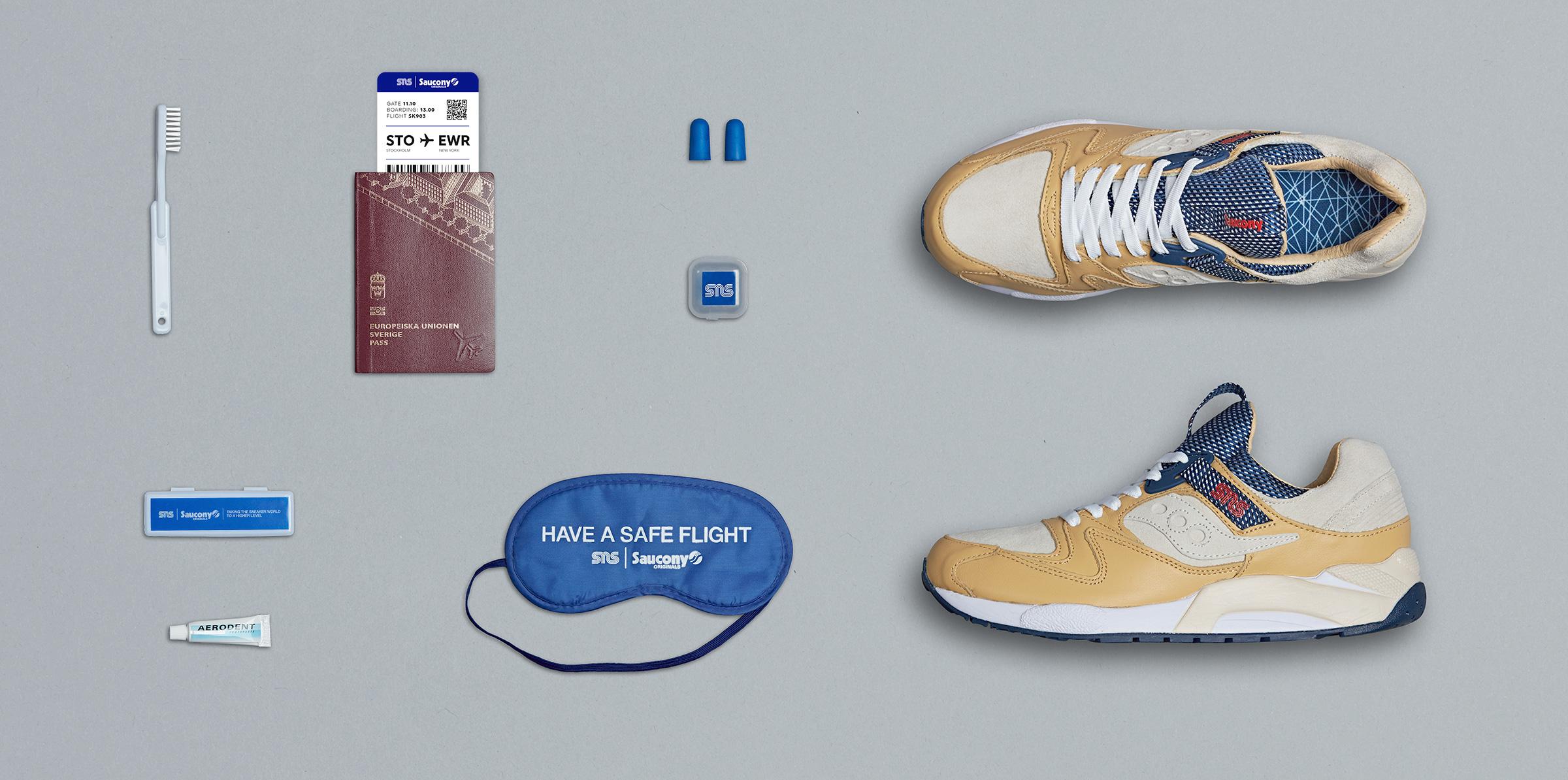 sneakersnstuff saucony grid 9000 business class 2