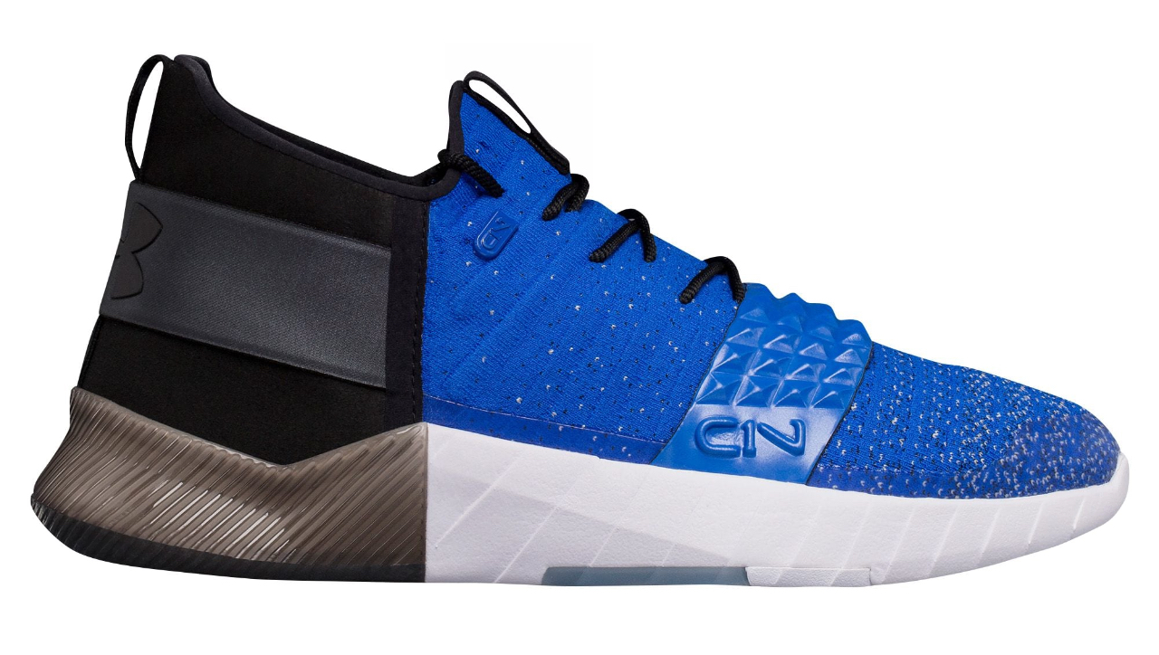 under armour C1N Trainer ultra blue 1