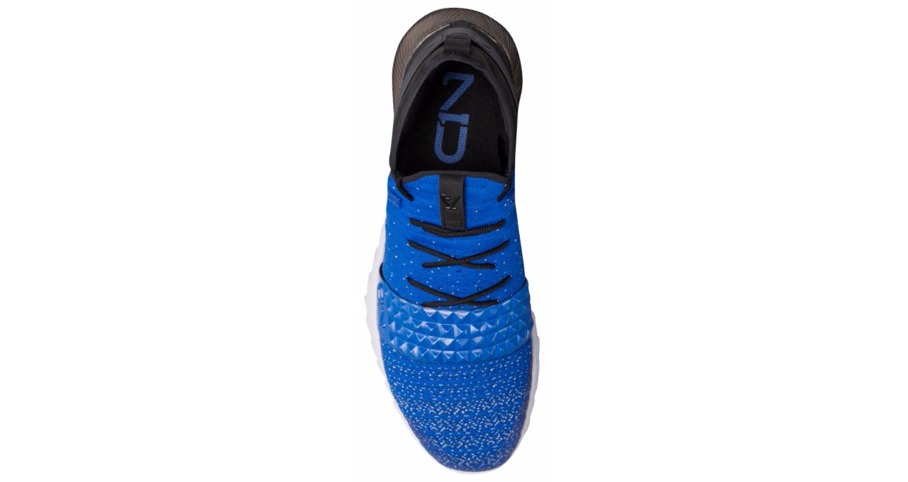 under armour C1N Trainer ultra blue 3
