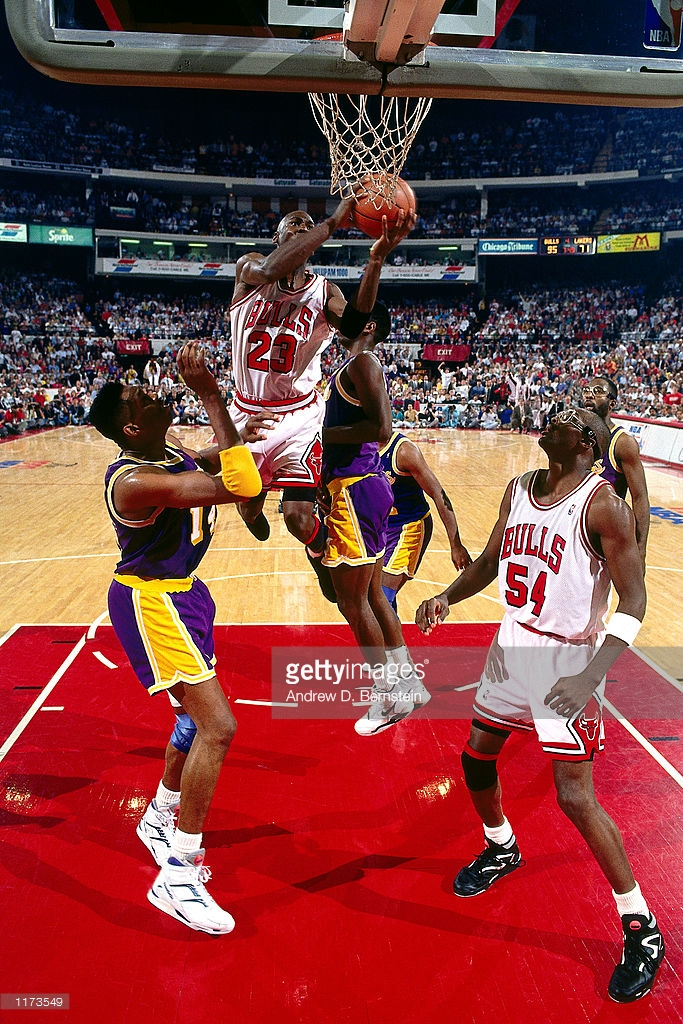 game 2 1991 NBA finals