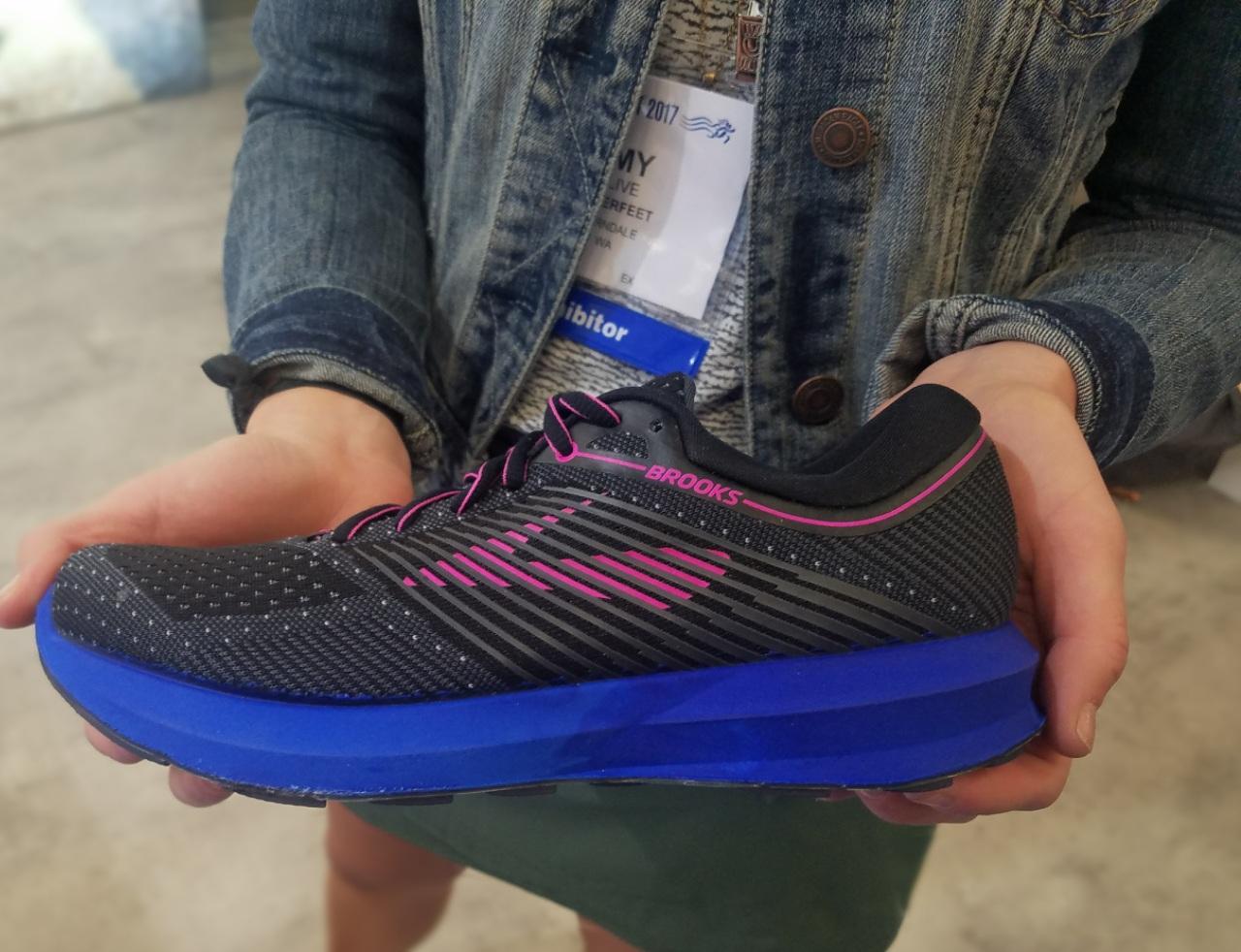 Brooks levitate custom running footwear 8