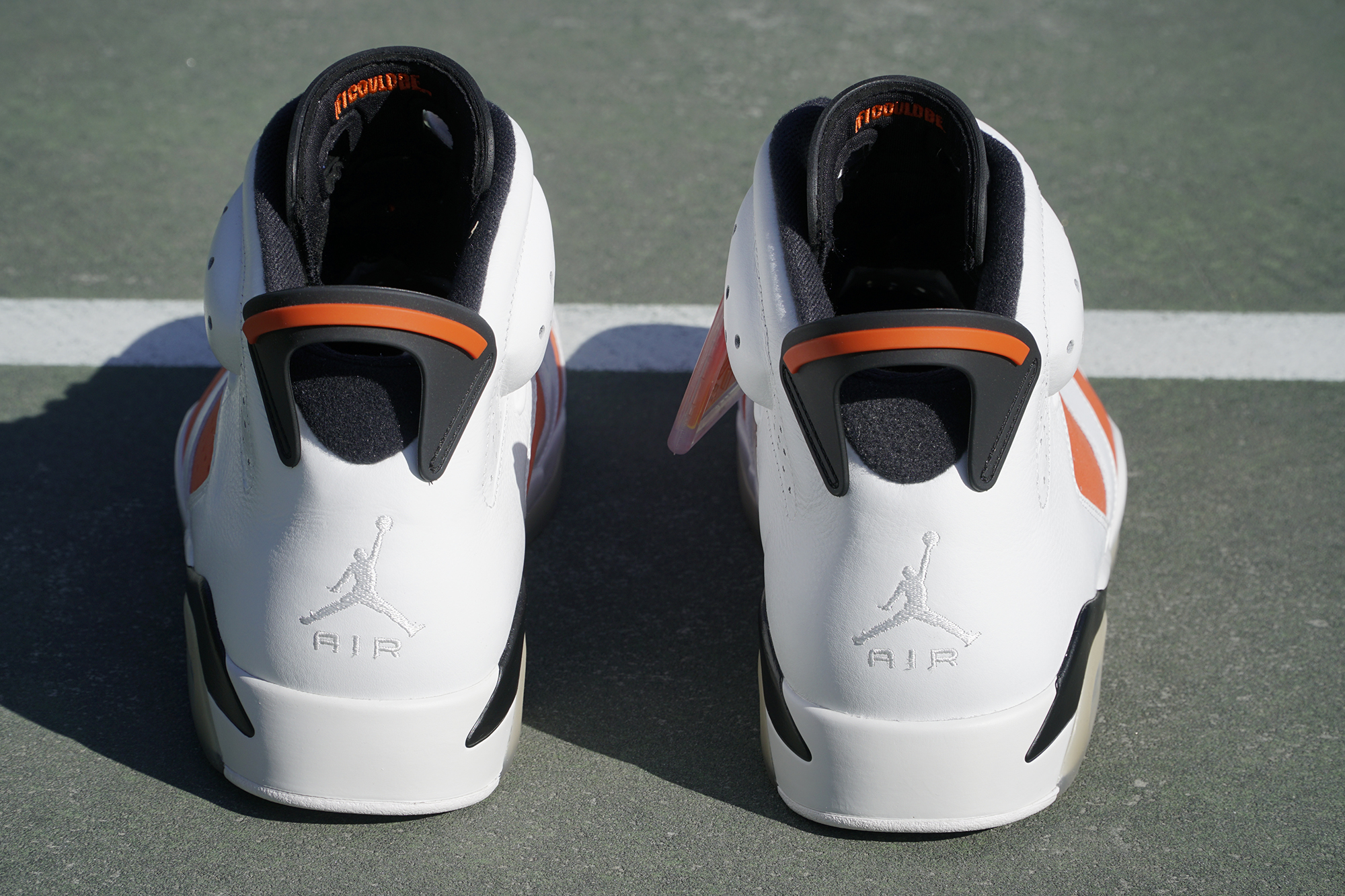 be like mike Air Jordan 6 5