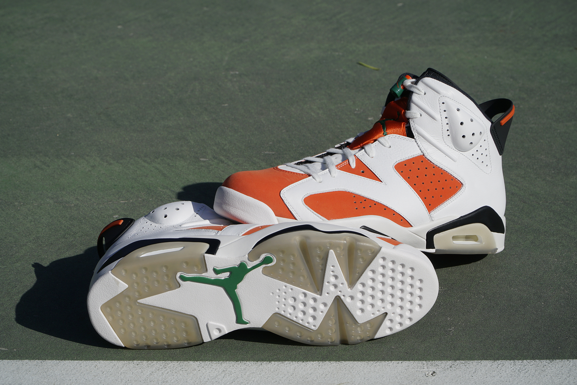 be like mike Air Jordan 6 4