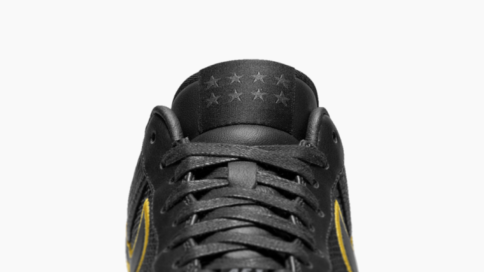 Kobe bryant black mamba air force 1 4