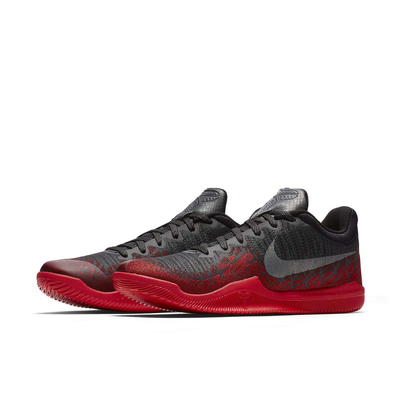 The Nike Mamba Rage 'Red Mamba' is