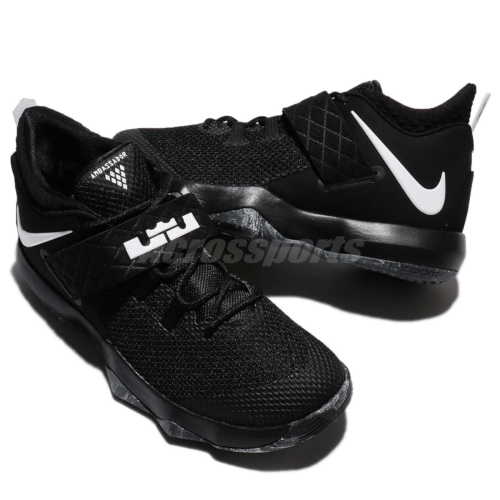 Nike Zoom Lebron Ambassador 10 - 8