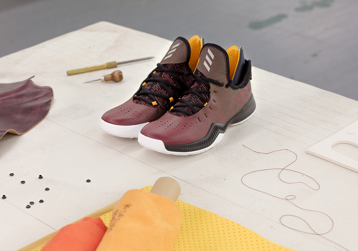 adidas harden nu black lace up the ultimate sneaker challenge winner 3