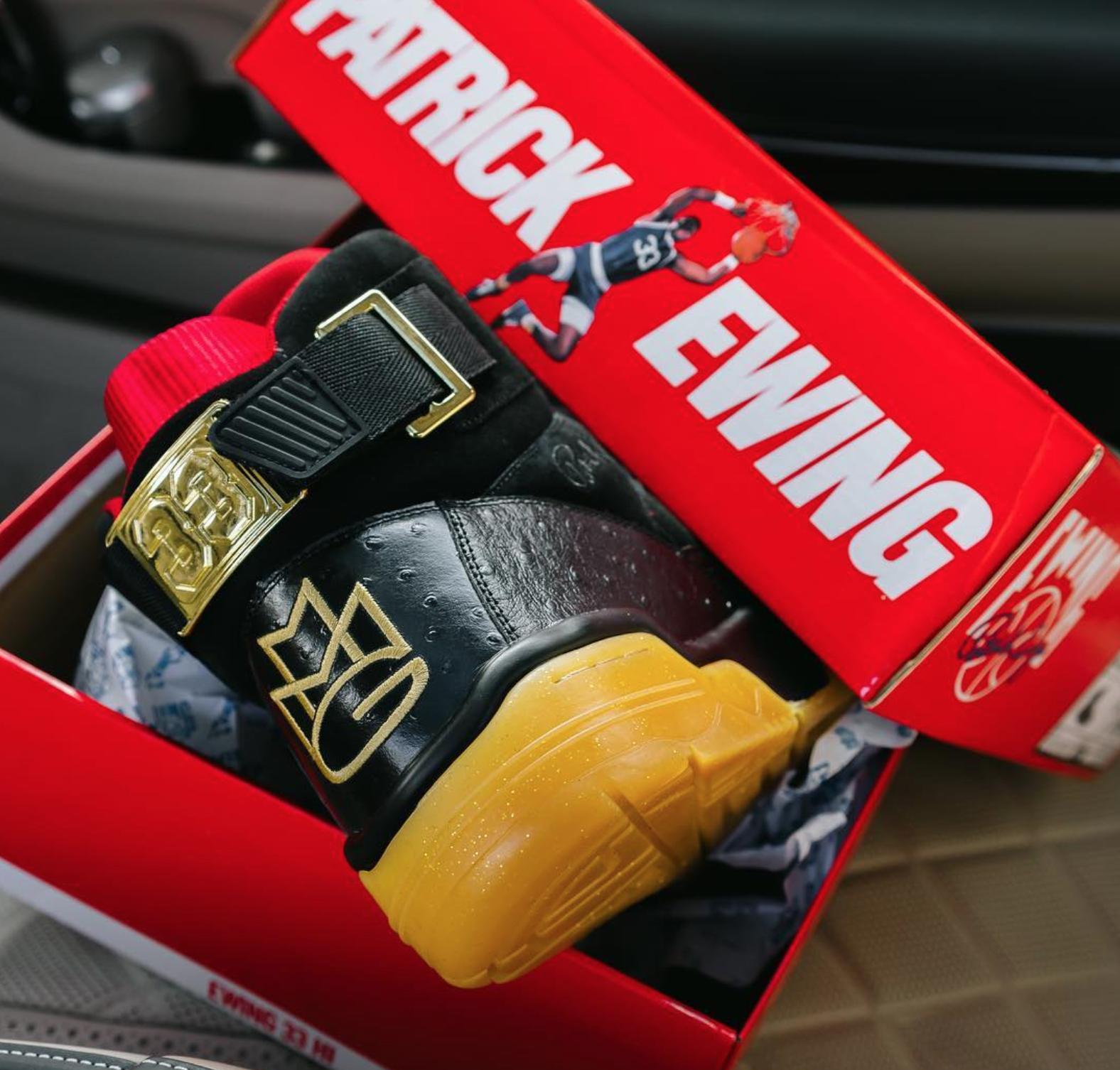 Rick Ross Ewing 33 Hi 4