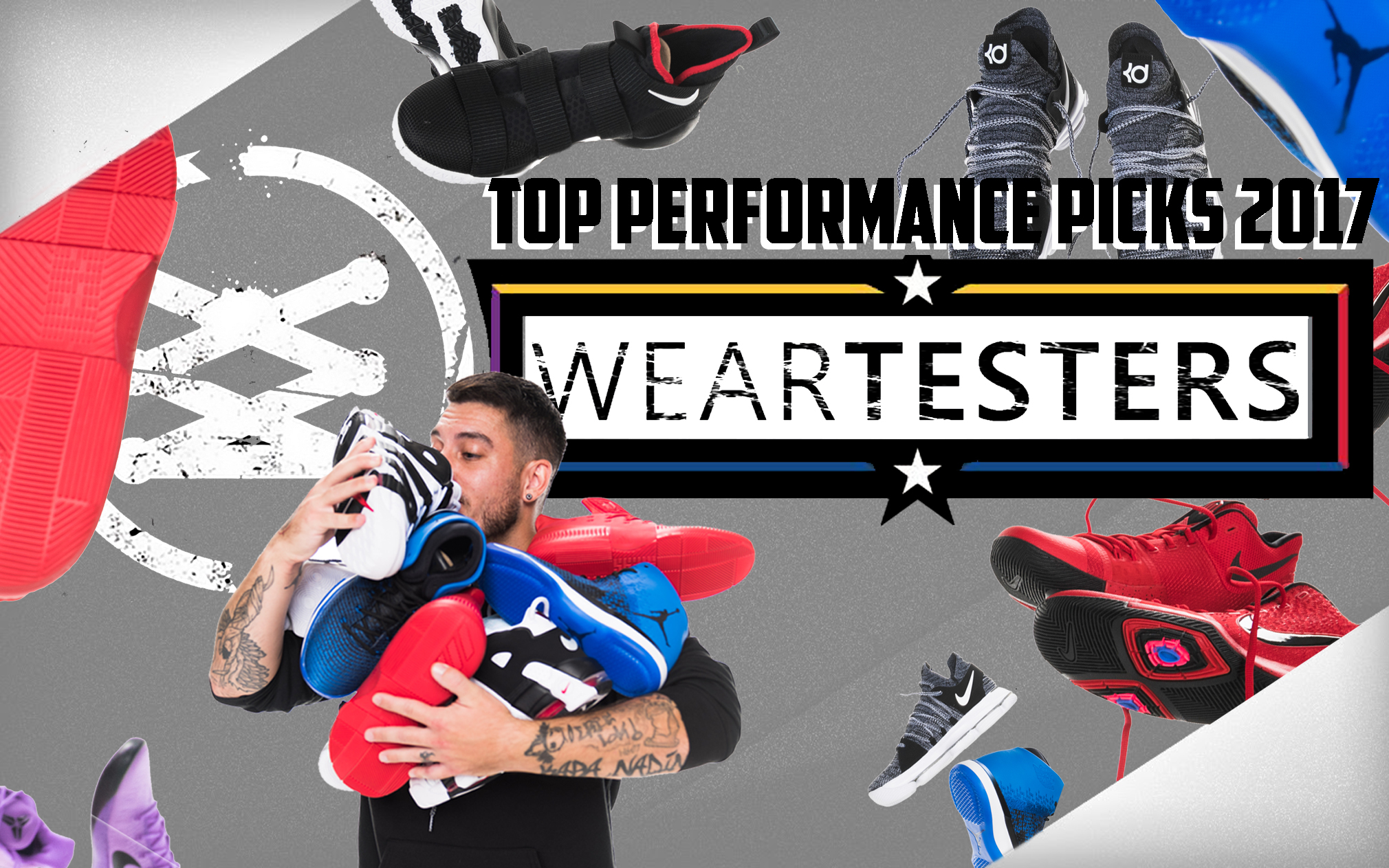 The Best Basketball Shoes of 2017