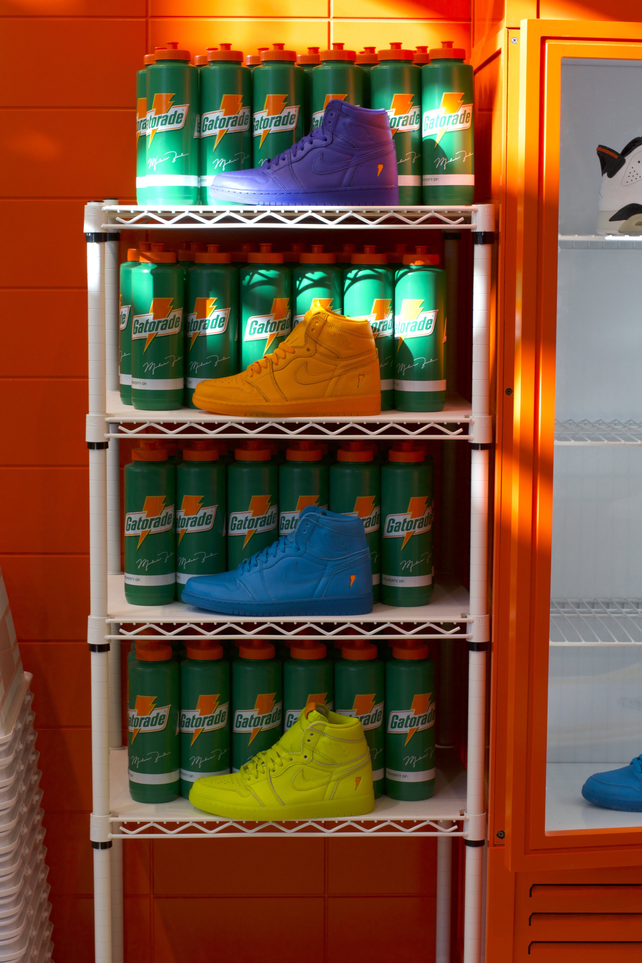 gatorade air jordan 1 like mike pack 1