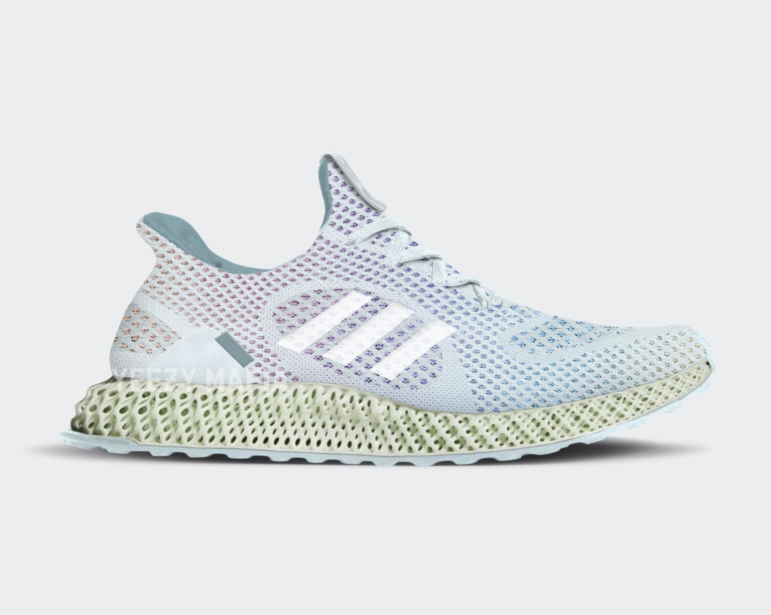 invincible adidas futurecraft 4D runner