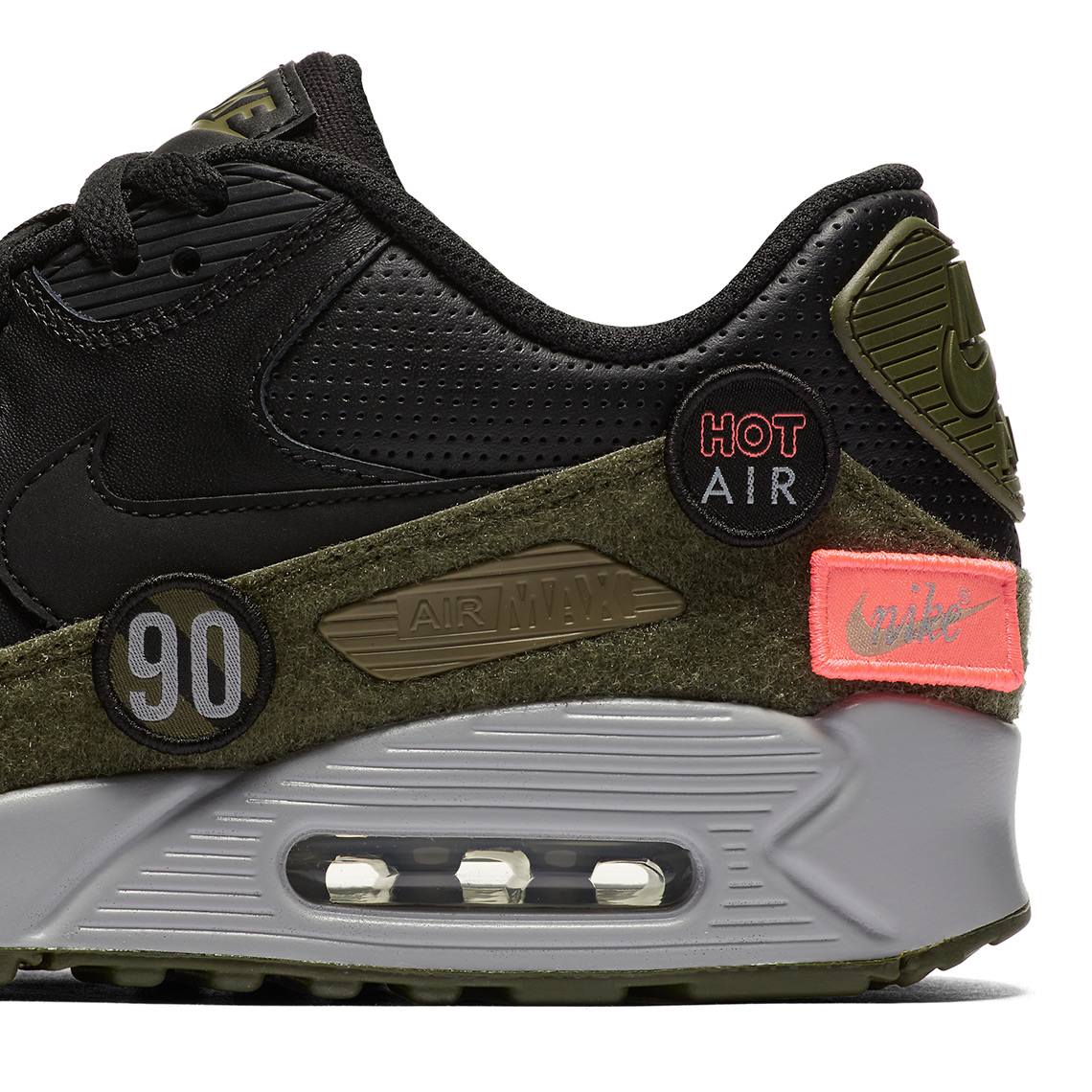 new product designer fashion classic styles A Look at the Nike Air Max 'Hot Air' Pack - WearTesters