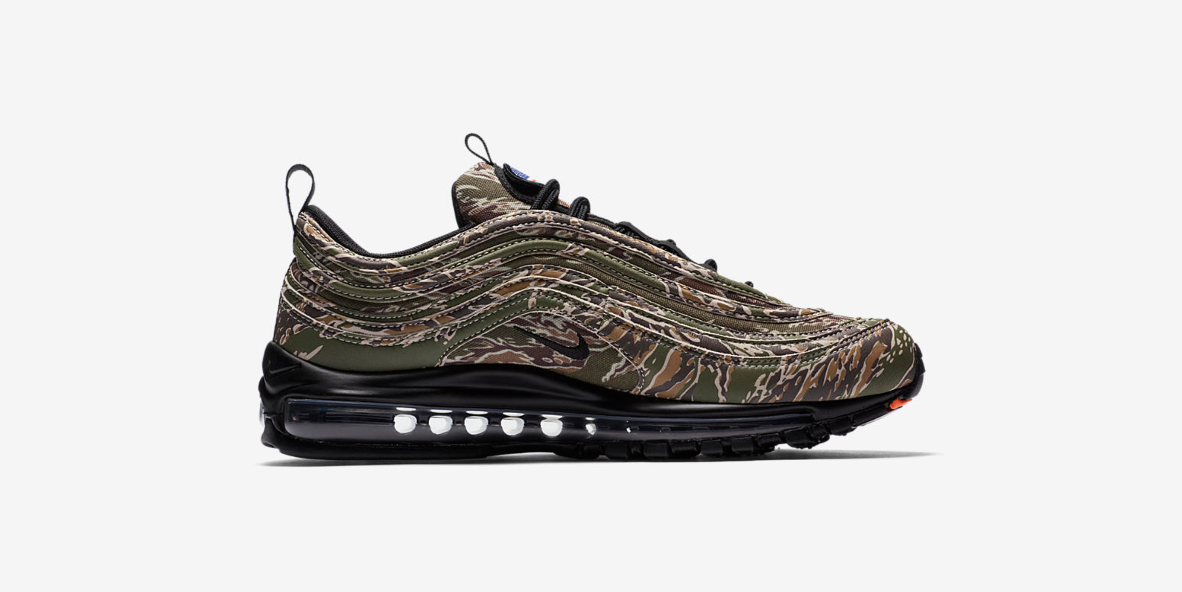 nike air max 97 premium country camo USA 7