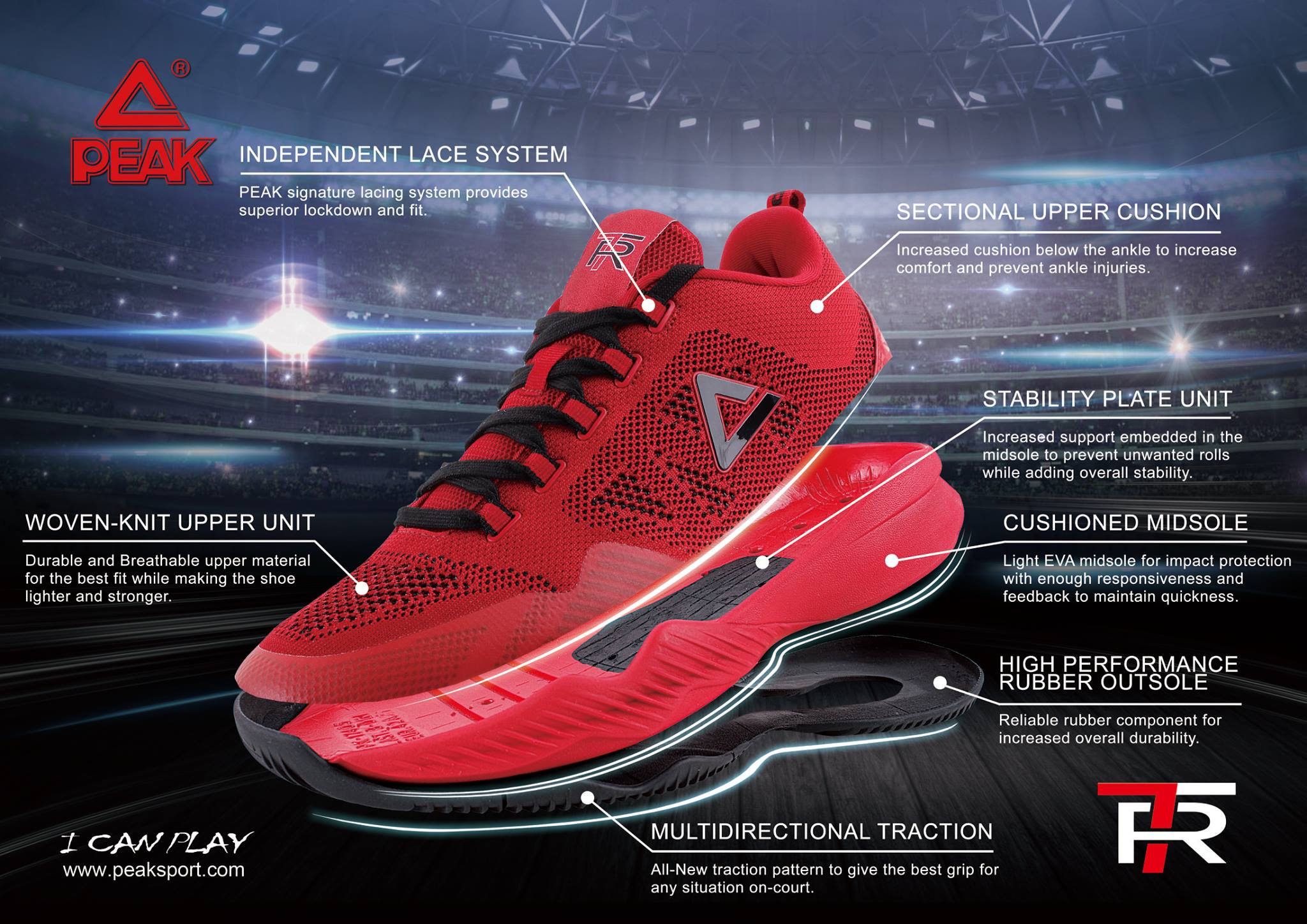 The Peak TR7 for Terrence Romeo Has