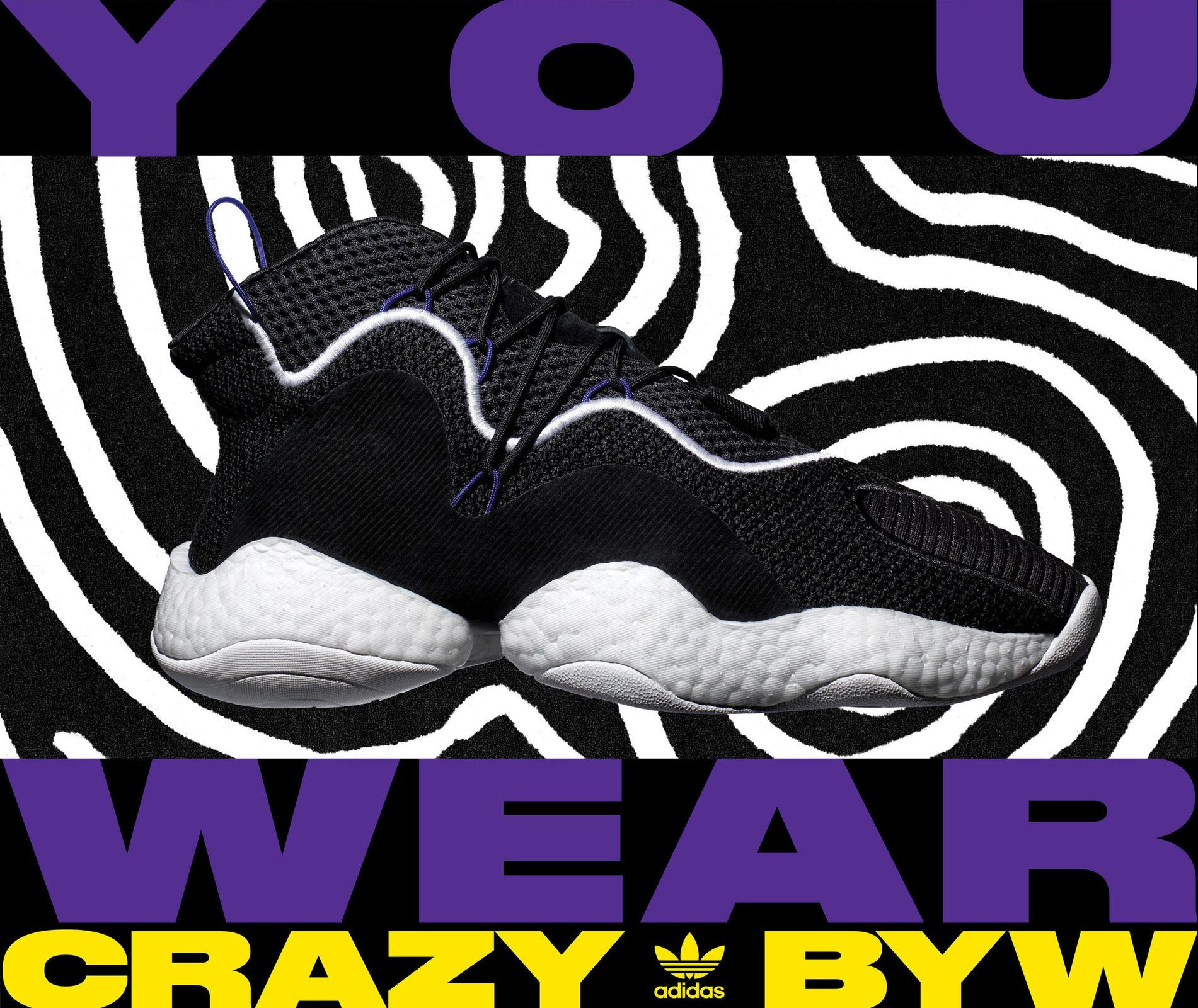 adidas crazy BYW official 1