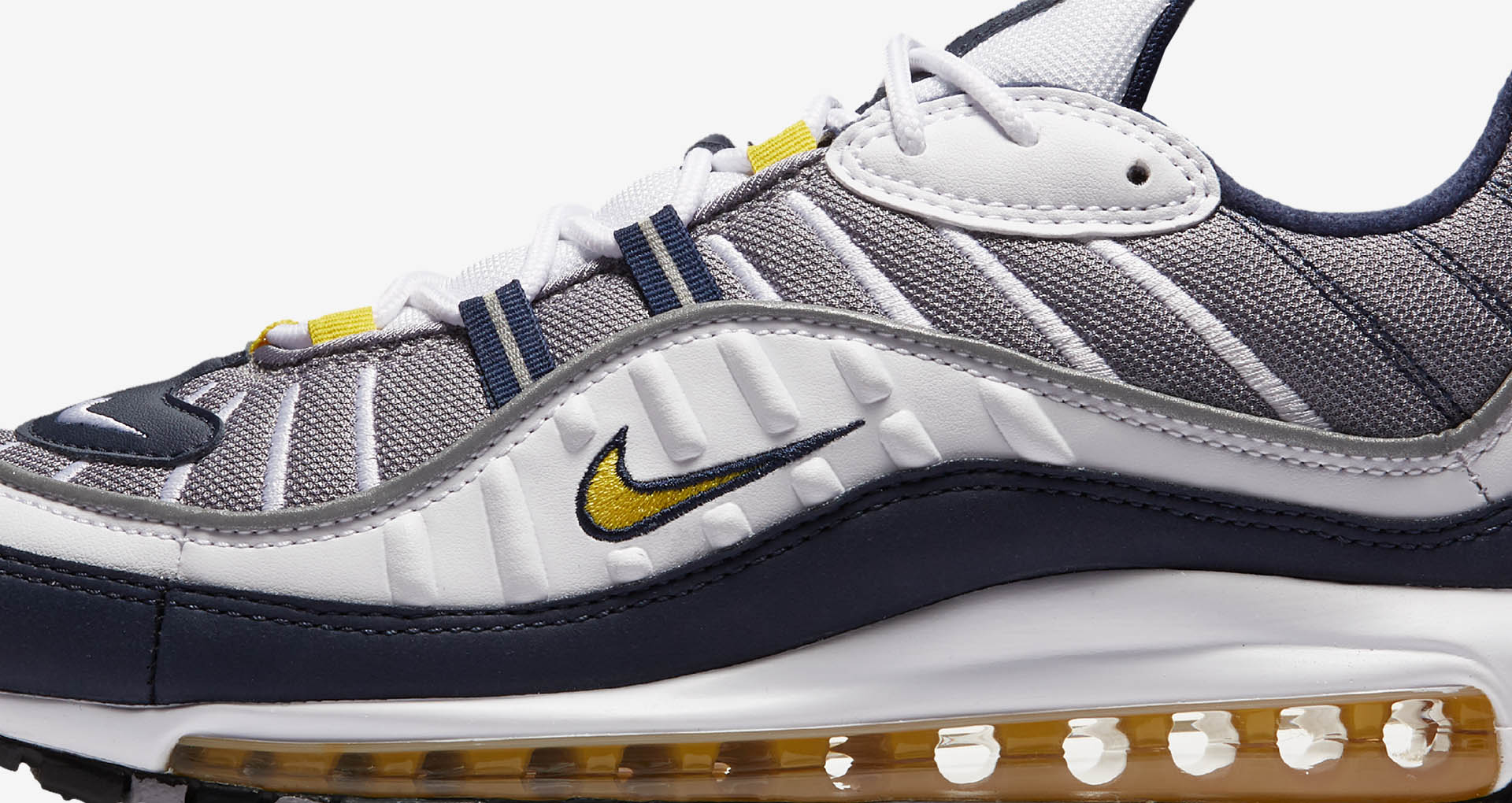 The Nike Air Max 98 'Tour Yellow' Drops Friday WearTesters