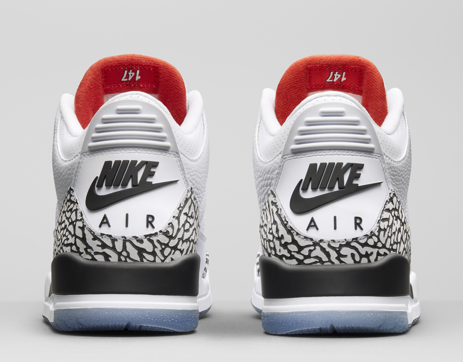 Salón He reconocido Investigación  The Air Jordan 3 'White Cement' NRG Celebrates MJ's Jump From the Free  Throw Line - WearTesters