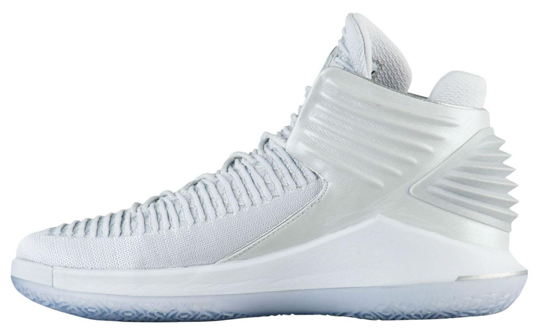 jordan 32 all white