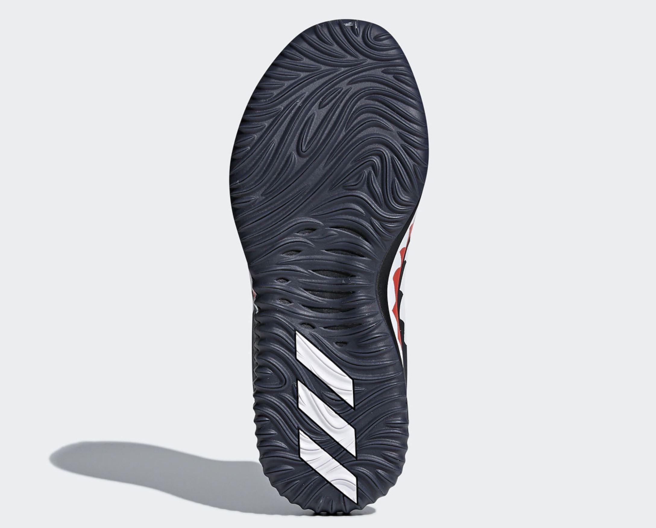 adidas dame 4 BAPE official 16