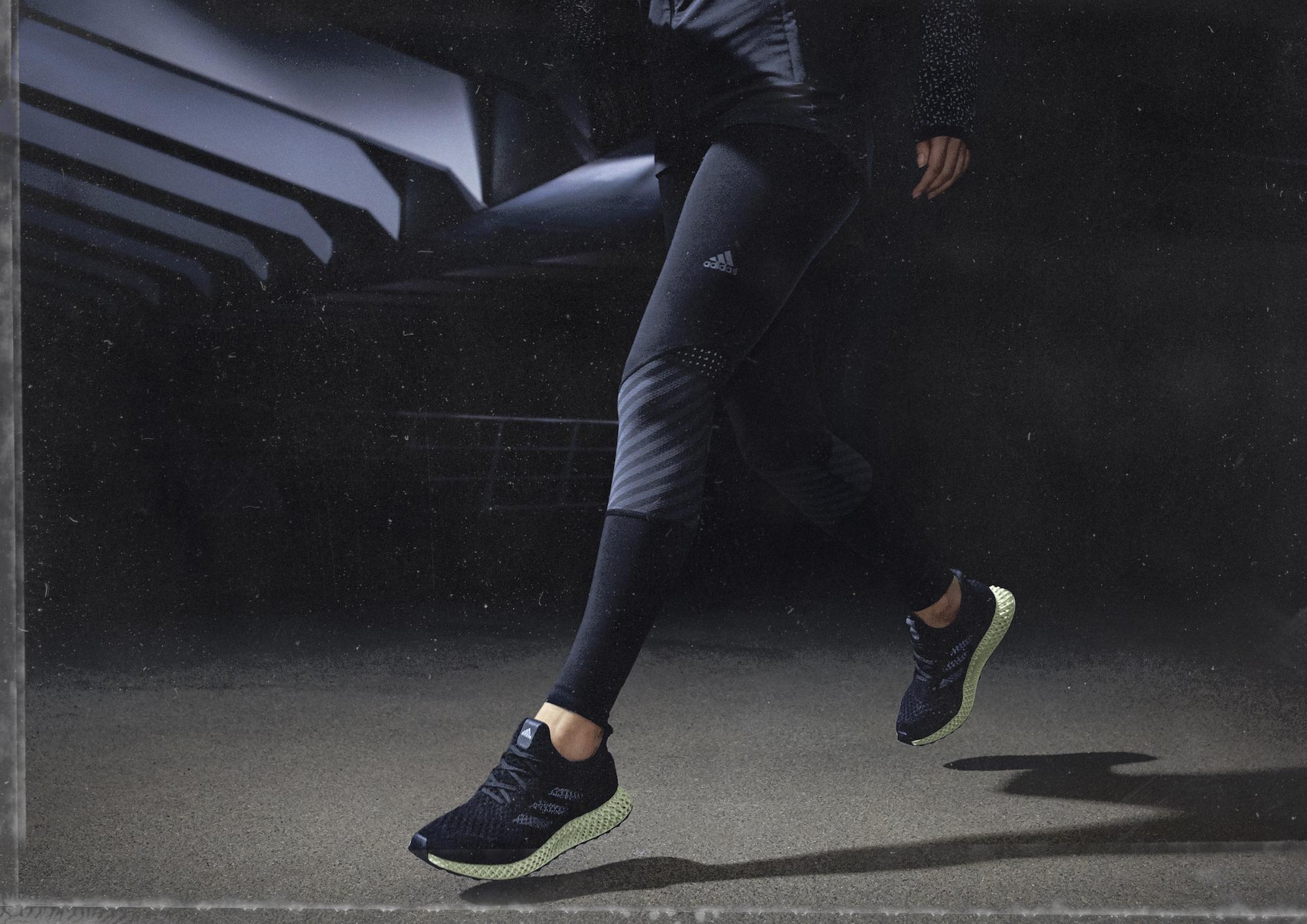 adidas Futurecraft 4D official 3