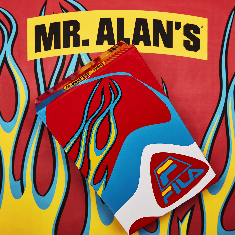 Fila 95 x Mr Alans 10