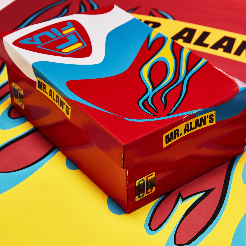Fila 95 x Mr Alans 14