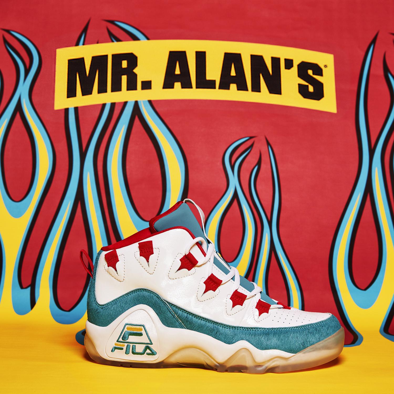 Fila 95 x Mr Alans 5