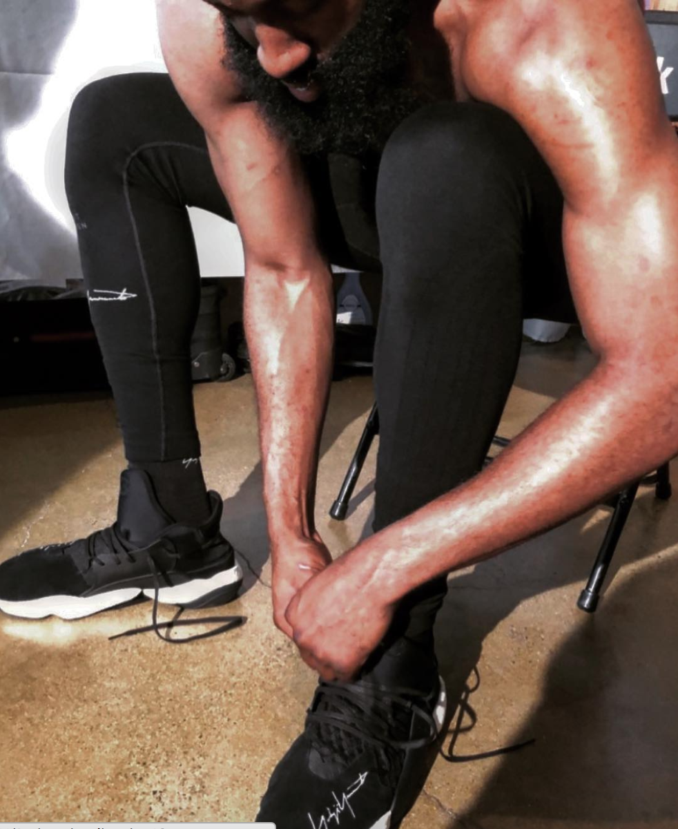 y-3 JH Boost james harden