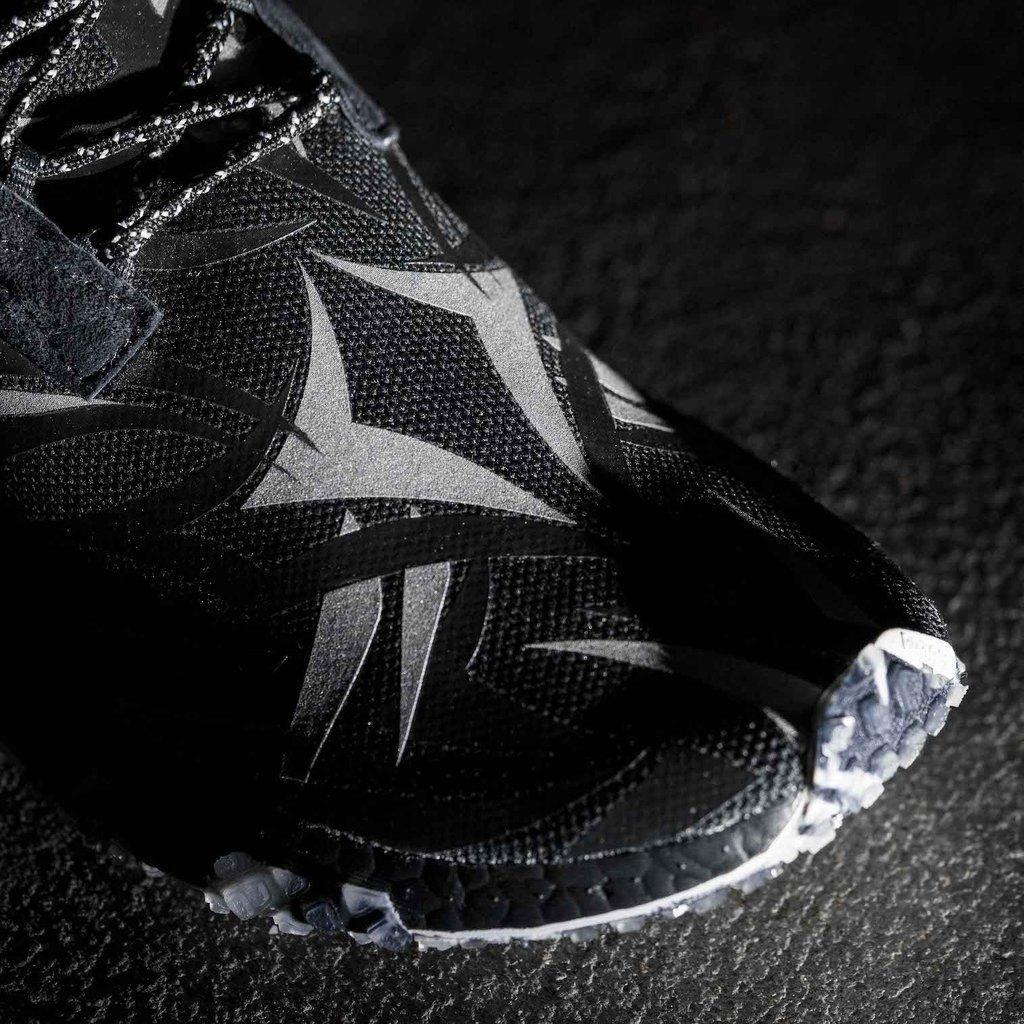 release date 1c820 e0964 The JUICE x adidas Consortium NMD Racer 'Alienegra' is ...