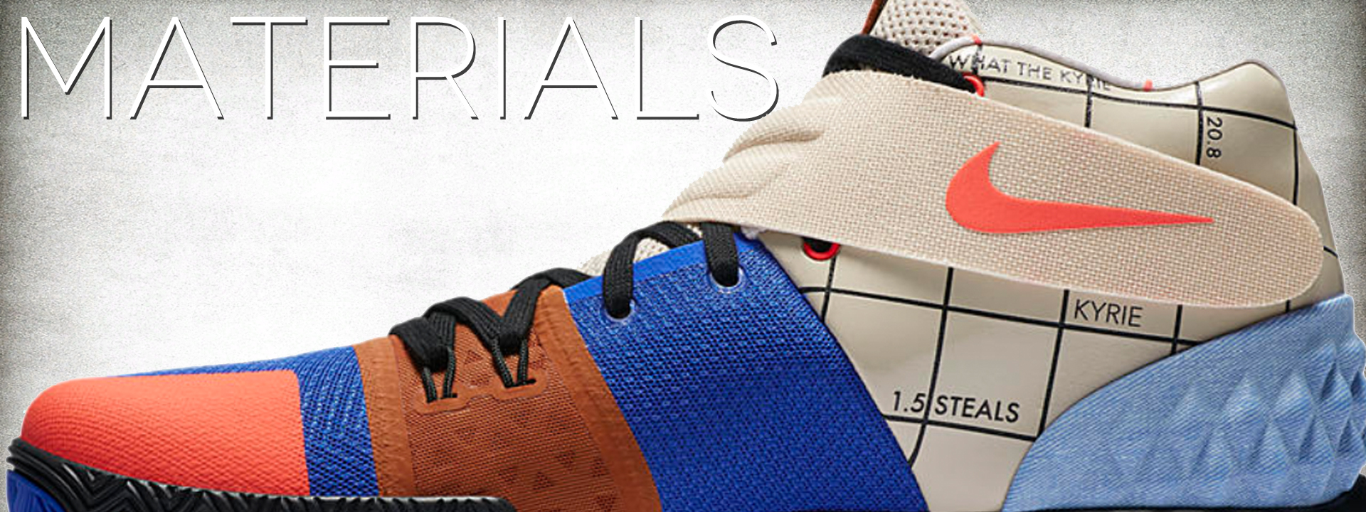 nike kyrie s1 hybrid performance review materials