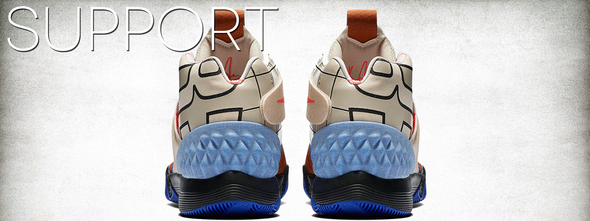 nike kyrie s1 hybrid performance review support
