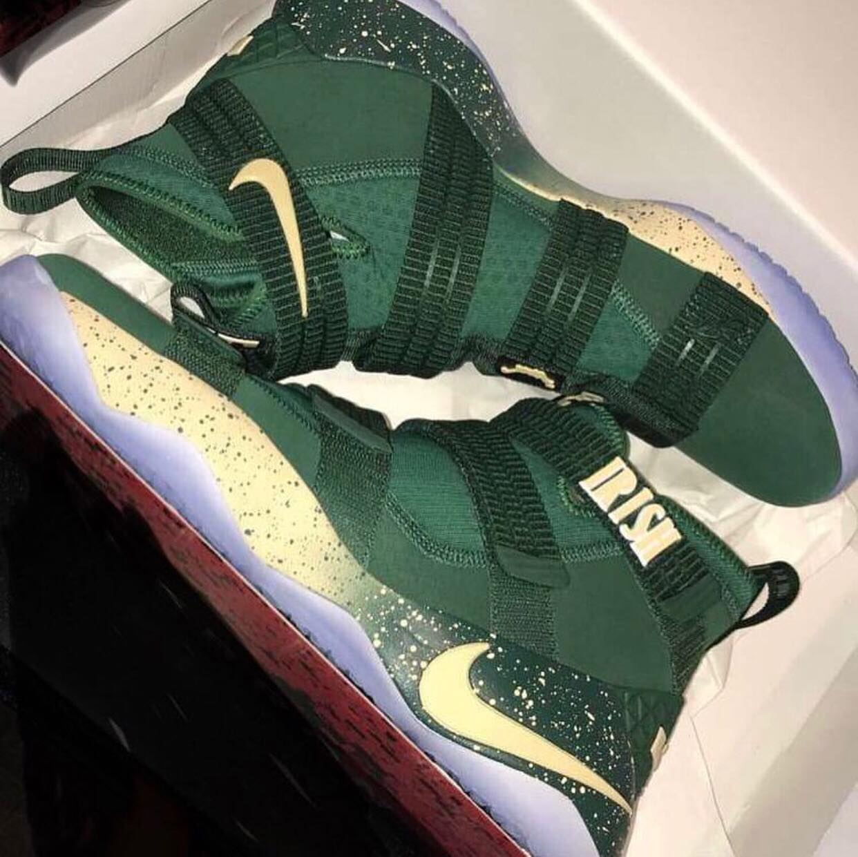 Nike LeBron Soldier 11 SVSM Pays Homage To LeBron's High School1