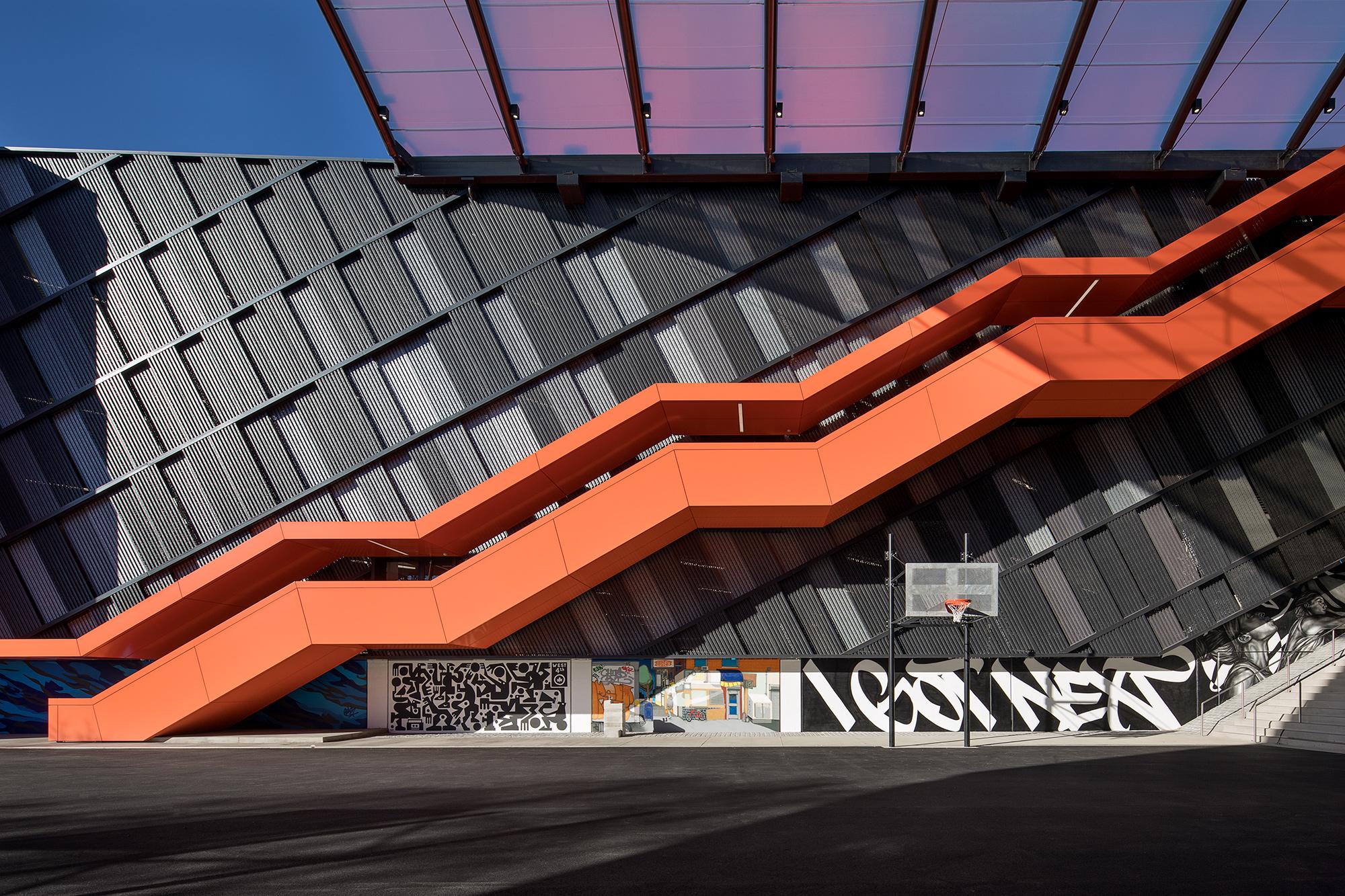 Nike NYC Garage 1