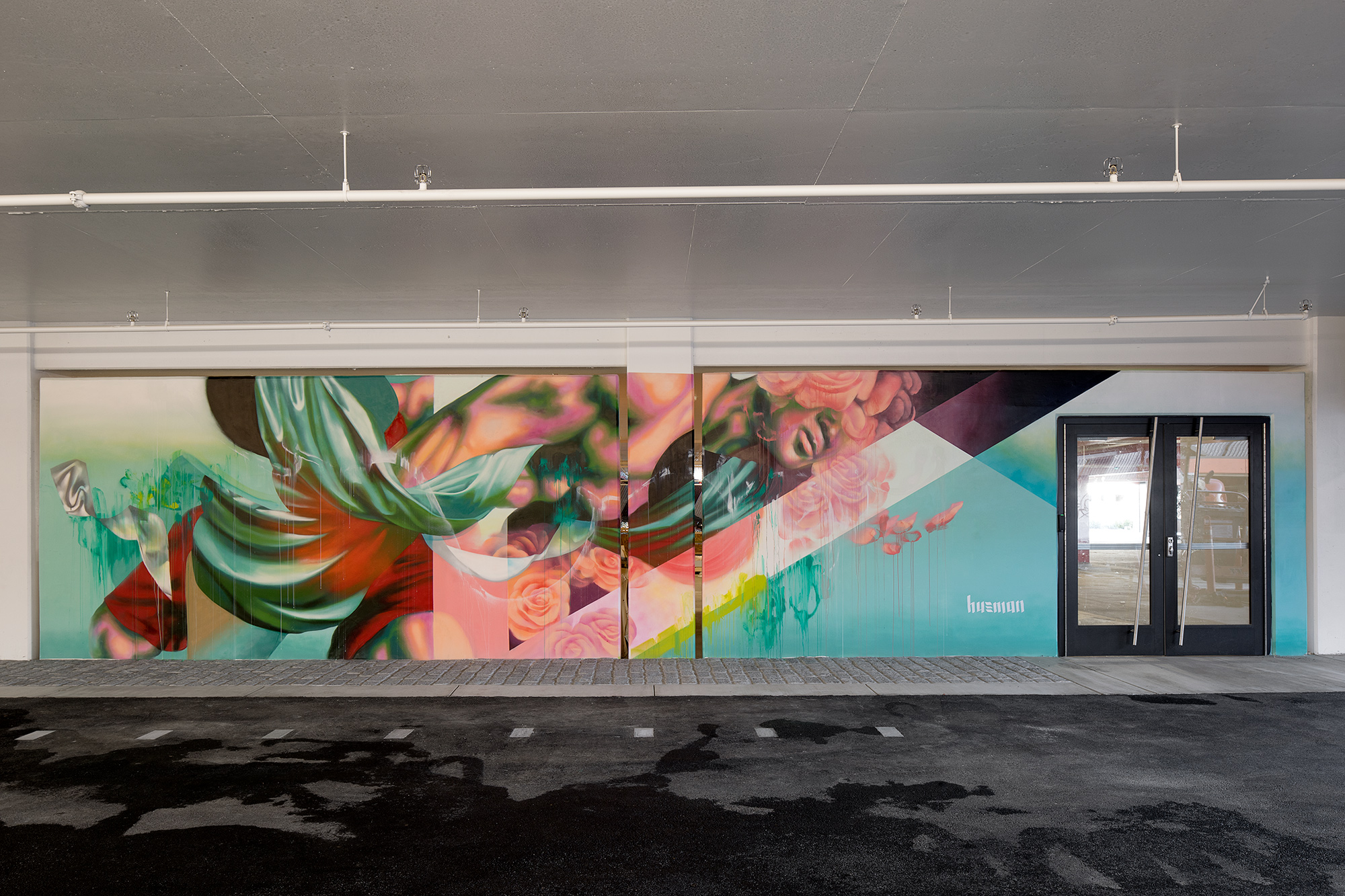 Nike NYC Garage Heuman