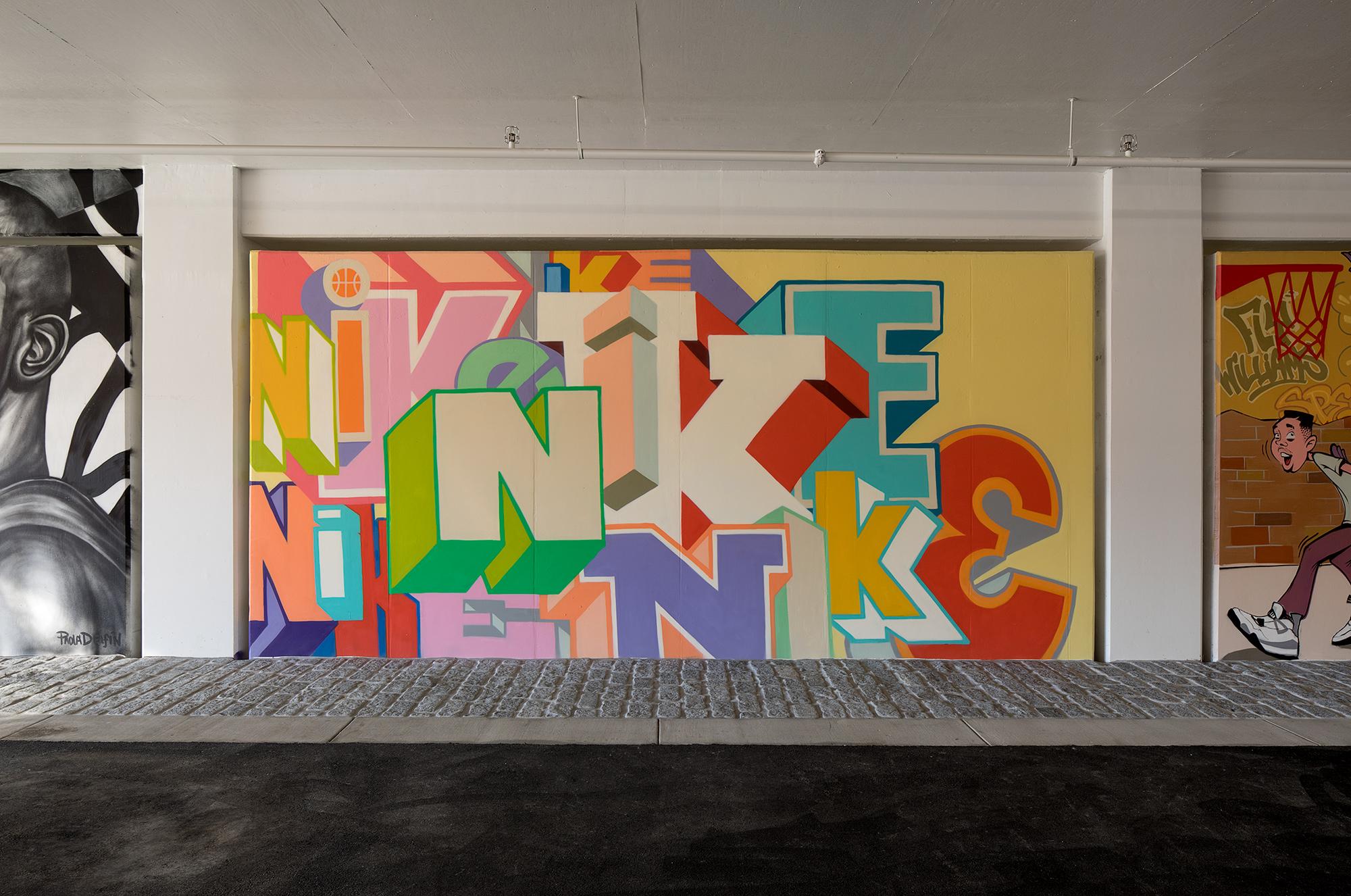 Nike NYC Garage SP1