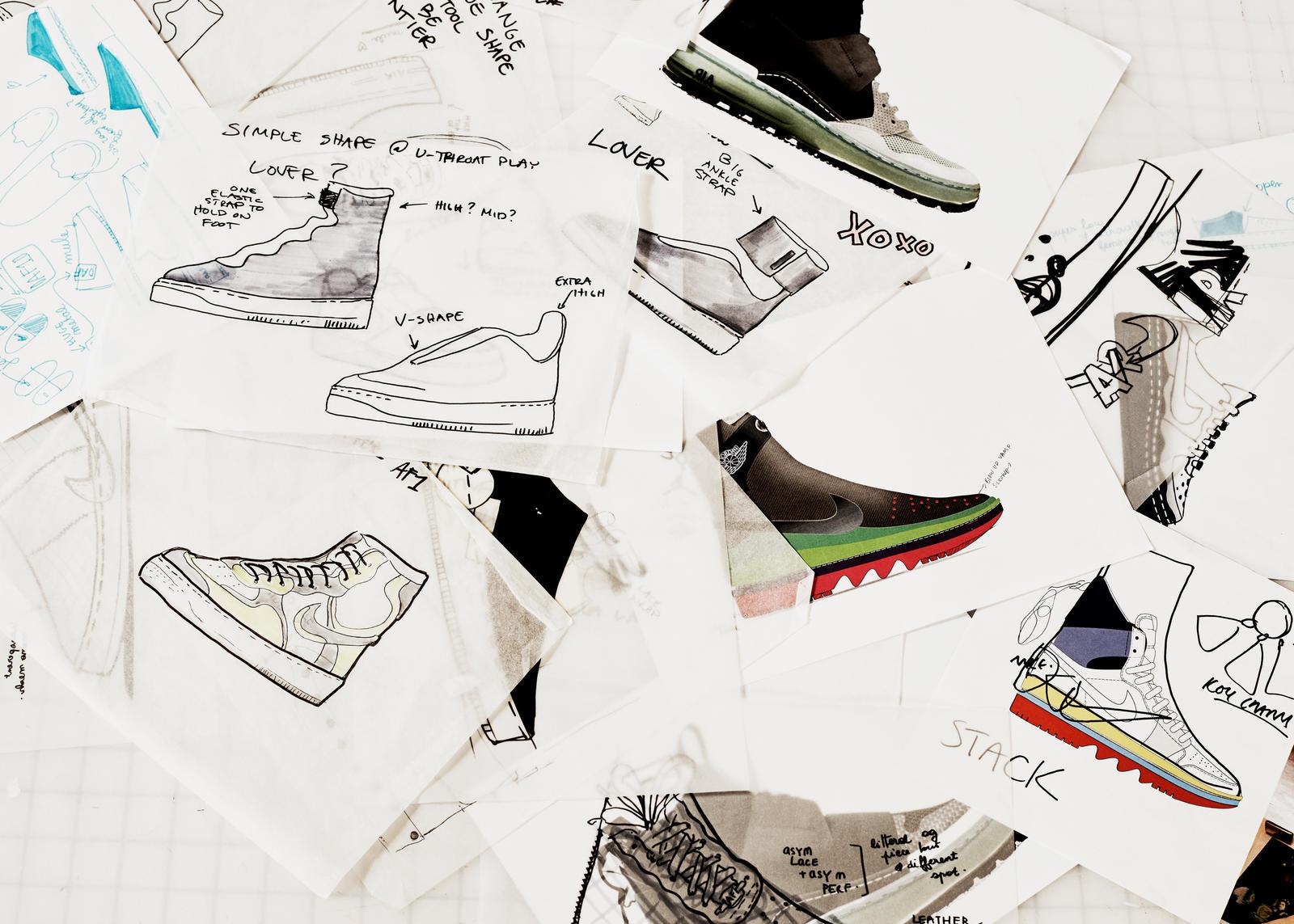 14 Women Redesign the Air Jordan 1 and Air Force 1 for Nike