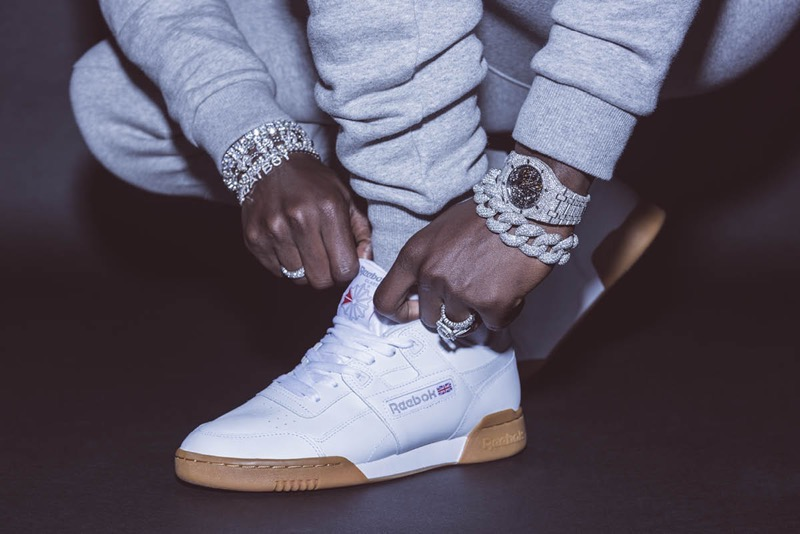 Reebok classic SS18 always classic campaign 3