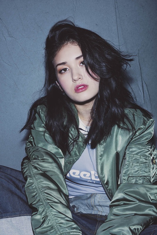 Reebok classic SS18 always classic campaign somi