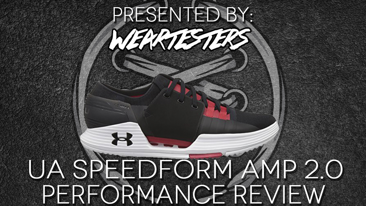UNDER ARMOUR SPEEDFORM AMP 2.0 Performance Review