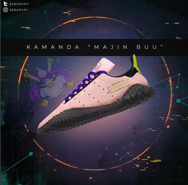 adidas Kamanda 'Majin Buu'