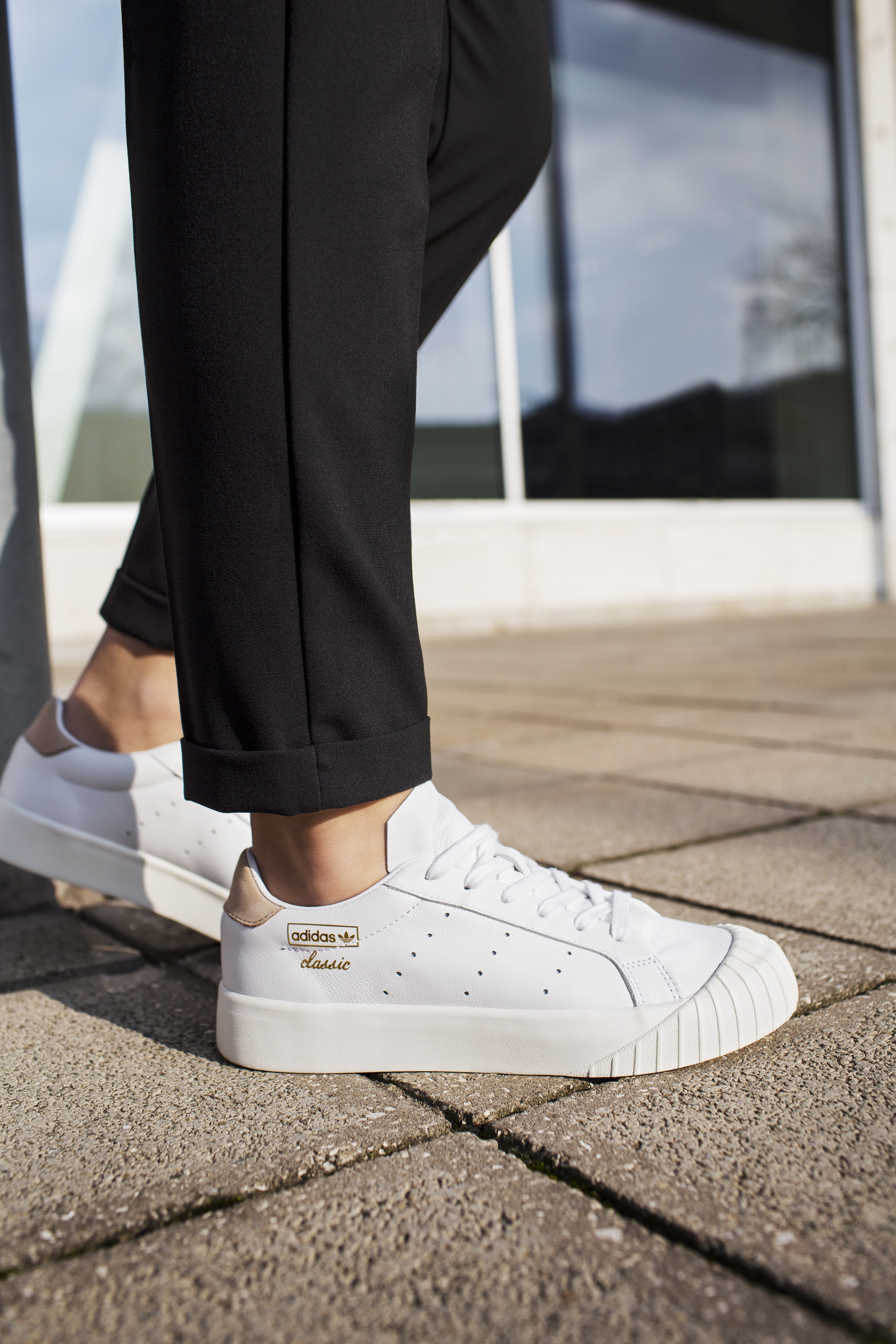 Meet the Newest Silhouette for Women: the adidas Everyn - WearTesters
