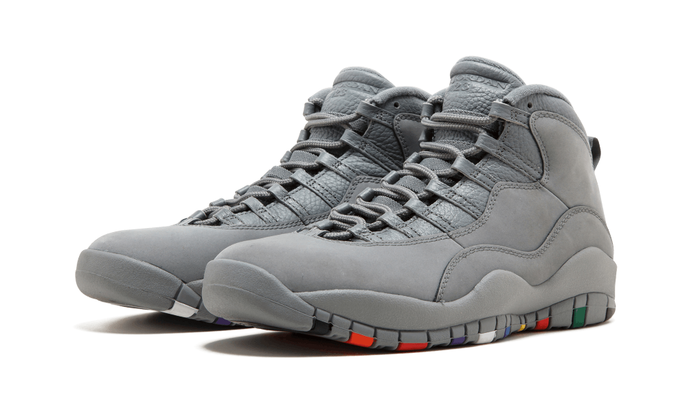 air jordan 10 cool grey official 1